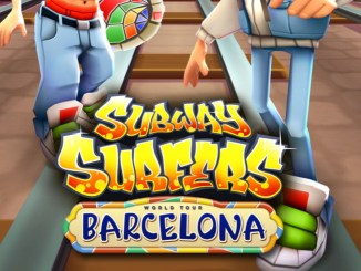 Subway Surfers Barcelona Mod apk hack 1760
