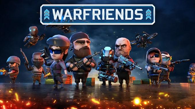 WarFriends: PvP Shooter Game mod apk
