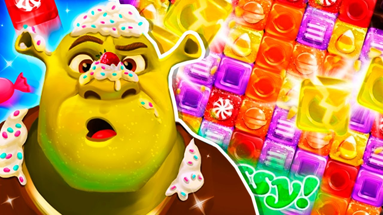shrek-sugar-fever-mod-apk-hack