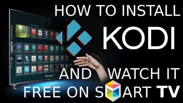 How to Install Kodi on Samsung and LG Smart TV | AxeeTech