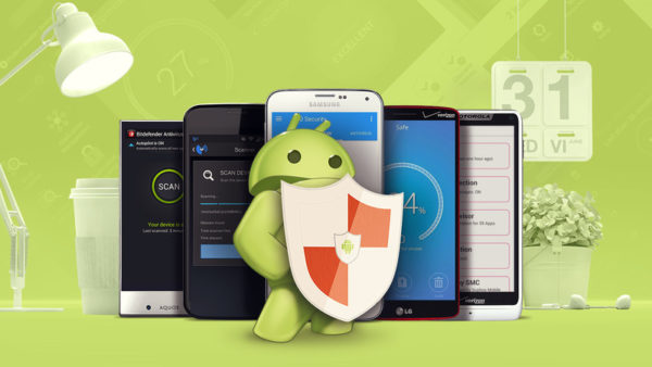 Top 12 best antivirus Apps For Android of 2017