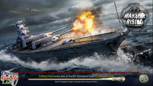 Warship Rising - 10 vs 10 Real-Time Esport Battle mod apk
