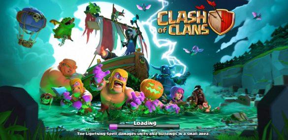Clash of clans latest mod apk