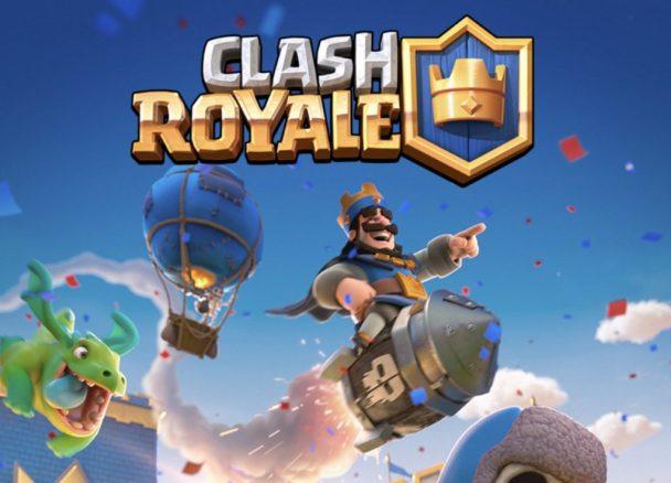 Clash Royale 20 Mod Apk hack unlimited gems and coins