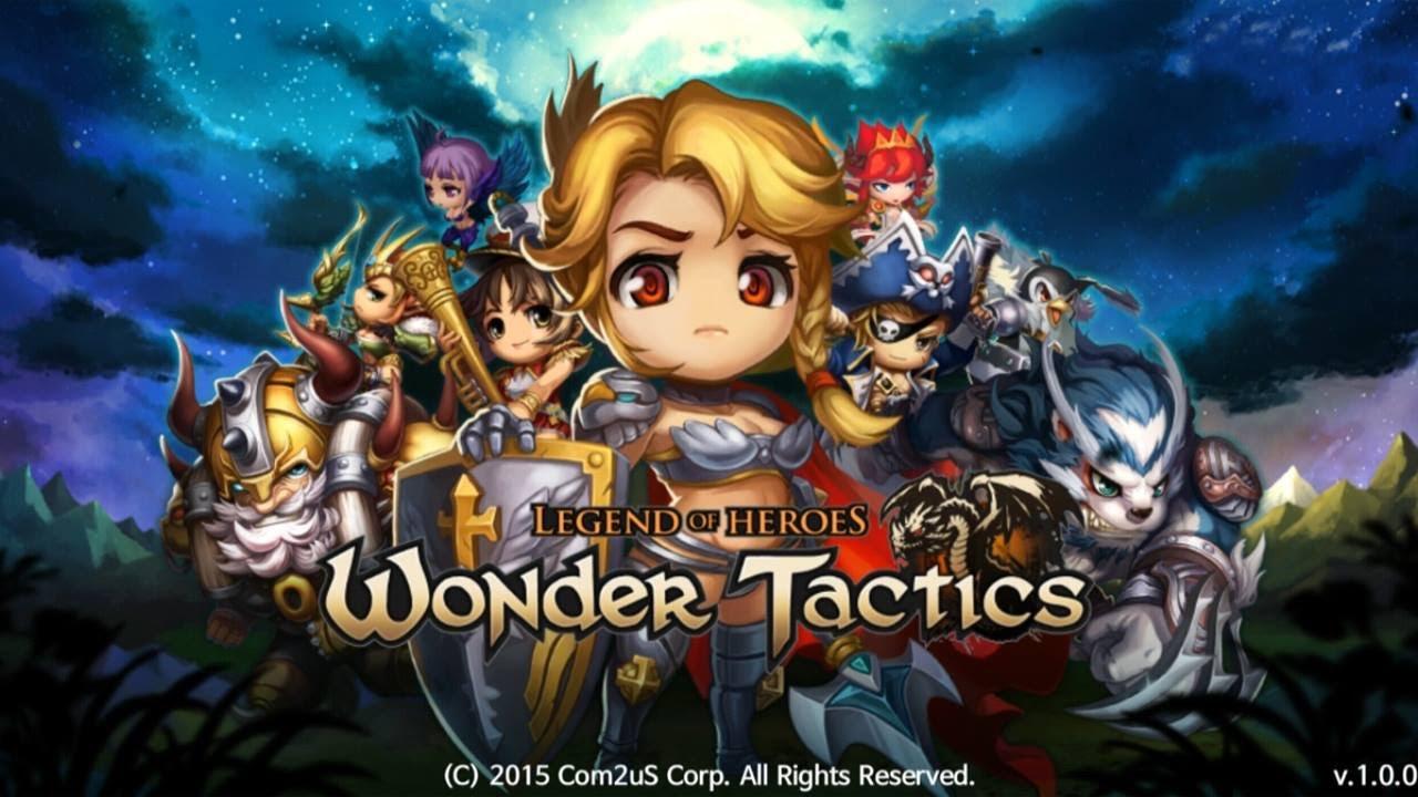 Wonder Tactics 1