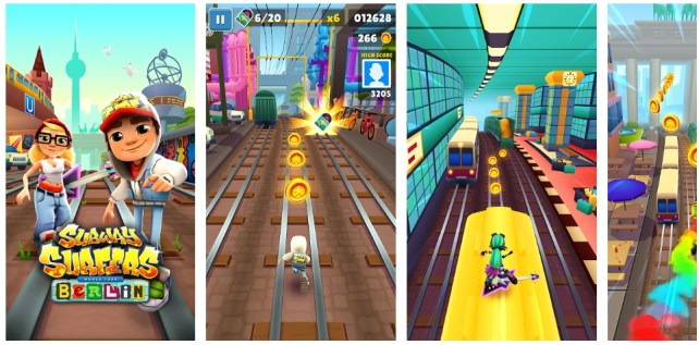 Subway Surfers Berlin 1.92.0 Mod apk