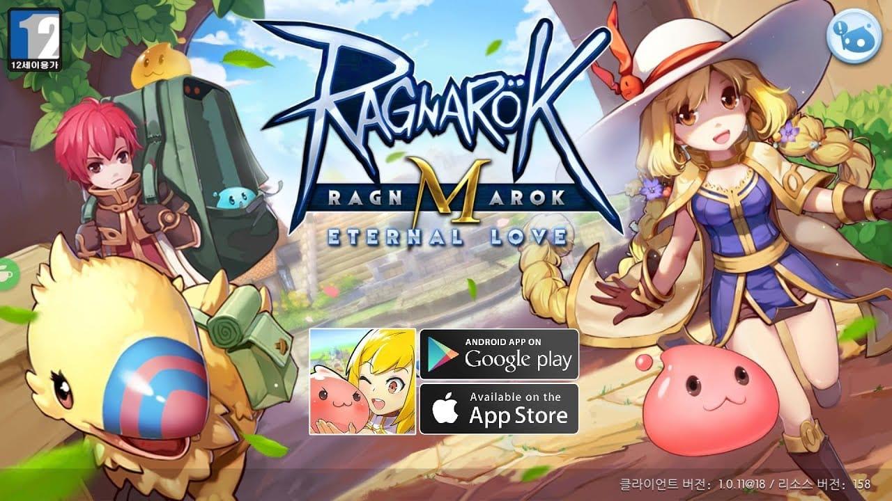 Ragnarok M Eternal Love Mod Apk for Android  | AxeeTech