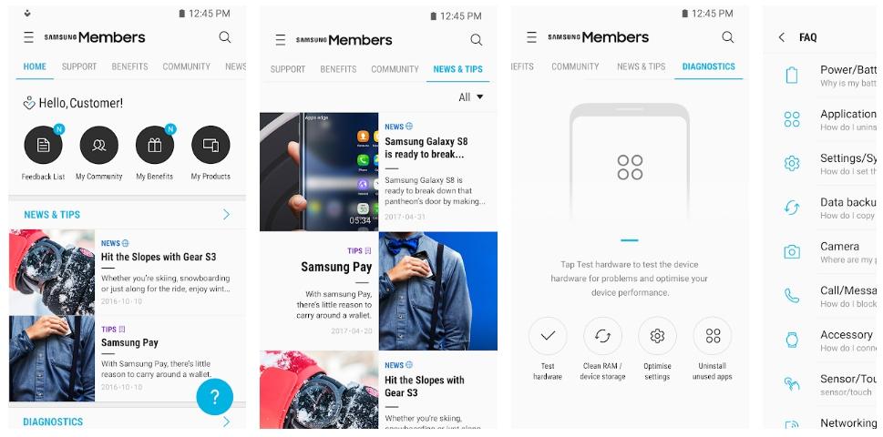 Download Latest Samsung Members Apk 2019 app v3 0 00 15