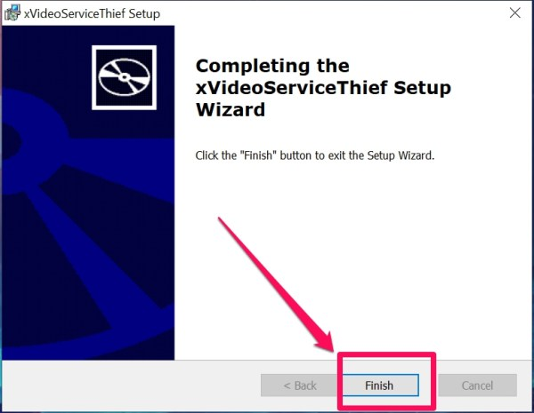 xVideoServiceThief Installation guide 1