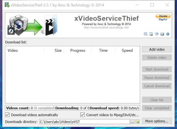xVideoServiceThief APk Android 2019