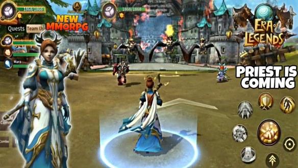 Era of Legends Mod apk Hack cheats