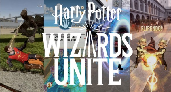 Harry potters Wizards Unite for PC Windows 10