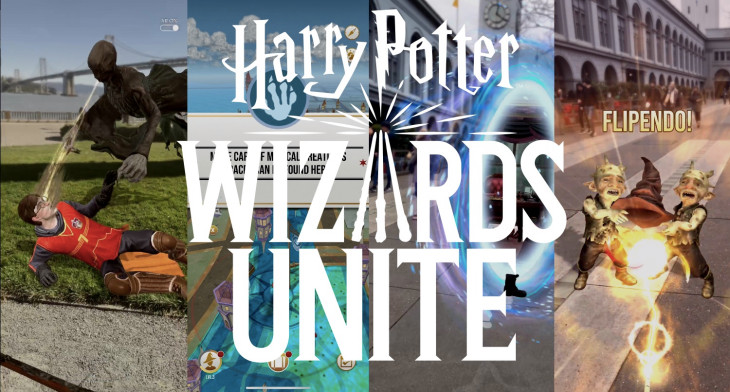 Harry Potter Wizards Unite for PC Windows 10/8/7/XP and Mac  | AxeeTech