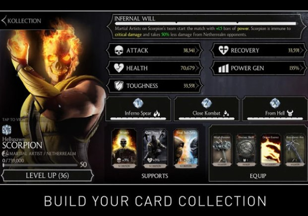 Mortal Kombat 11 Apk + OBB / Data for Android  [April 2019] | AxeeTech