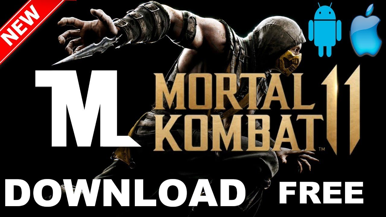 Mortal Kombat 11 Apk + OBB / Data for Android  [April 2019] | AxeeTech