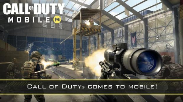 Call of Duty Mobile Apk Download Now Android
