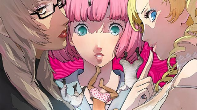 Catherine Full Body Gameplay Review English