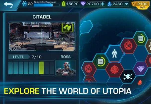 Evolution 2 Battle for Utopia Mod Apk for Android May 2019