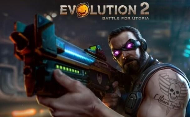 Evolution 2 Battle for Utopia Mod Apk