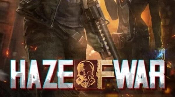 Haze of War Mod Apk Android Cheats Hack