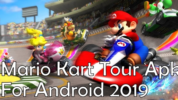 Mario Kart Tour Beta Apk Download Link