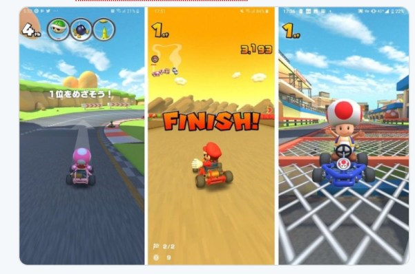 Mario Kart Tour Apk OBB Data Android 2019