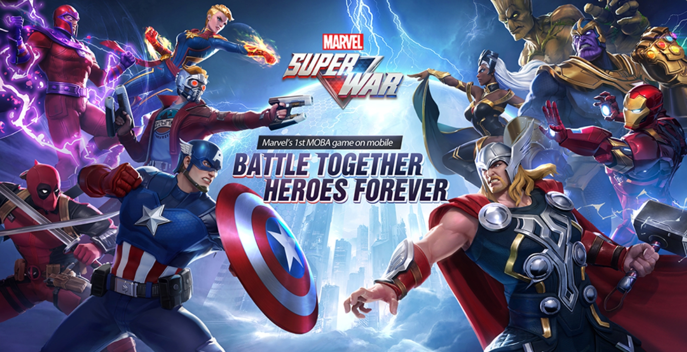 Download MARVEL Super War ipa for iOS devices  [iPhone, iPad, iPod