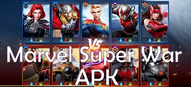 Marvel Super War Apk OBB Data for Android