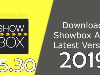Showbox 5.30 Apk for May 2019