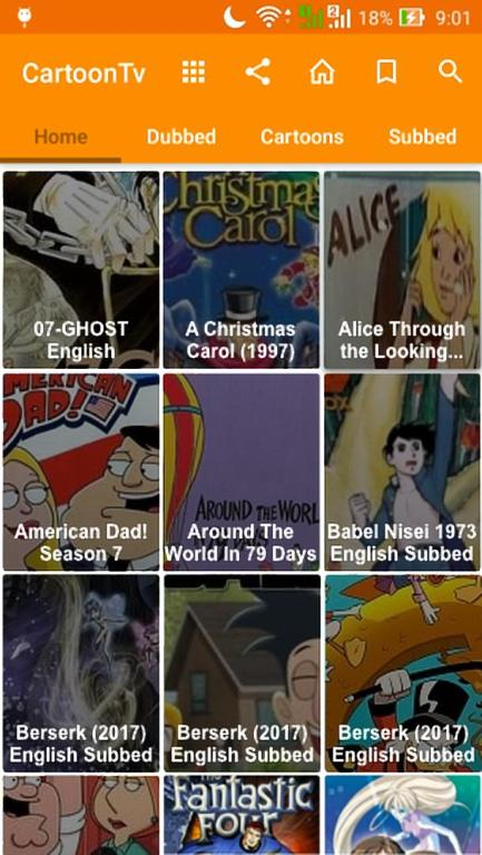 WatchCartoonOnline Apk for Android 2019