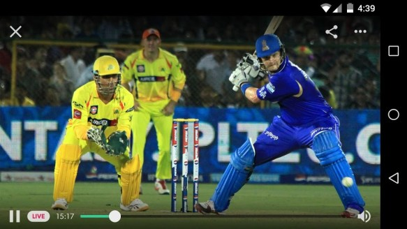 Hotstar Premium TR Vibes World Cup 2019 Live Streaming