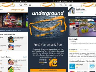 Amazon Underground Shopping App Apk