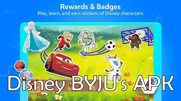 Disney BYJU's Apk, the new BYJUs Early Learn app Download outside