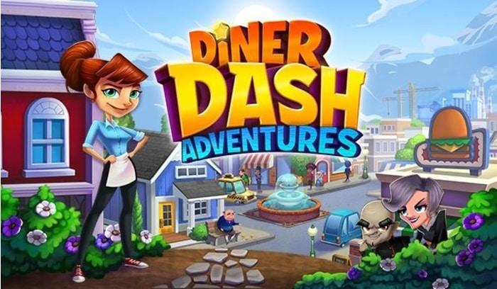 Diner DASH Adventures Apk Mod v1.0.2 with OBB/ Data for ...