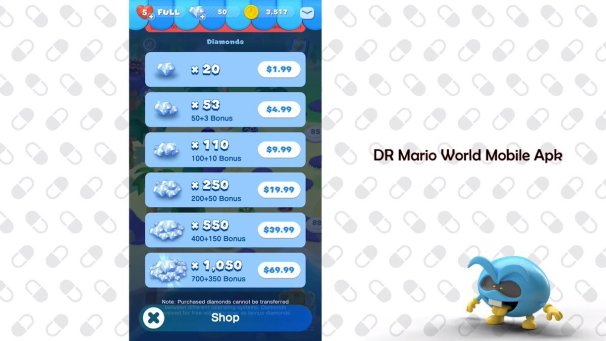 DR Mario World 1.0.0 Apk OBB Data Android