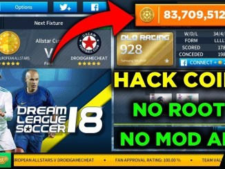 Dream League Soccer 2019 hack Fil4Net and Profiledat hack