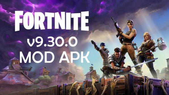 Fortnite Mod Apk v9.30.0 hack