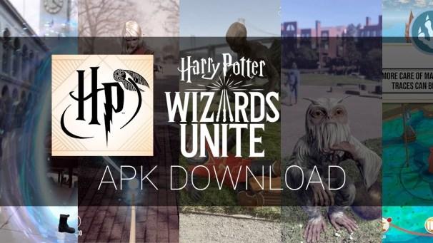 Harry Potter Wizards Unite Apk download