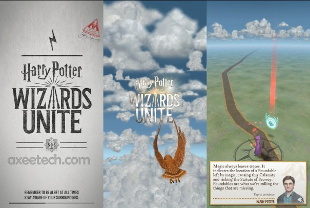 Harry Potters Wizards Unite Device Not Compatible issue