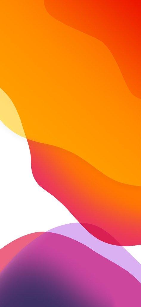iOS 13 Stock Wallpaper