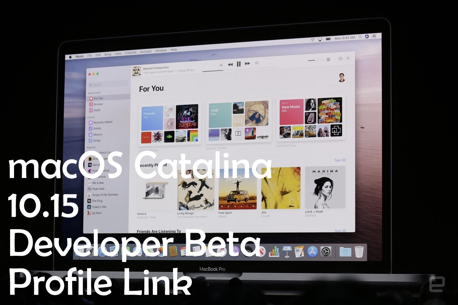 Download macOS Catalina Beta 1  DMG for MAC v10 15  [Direct