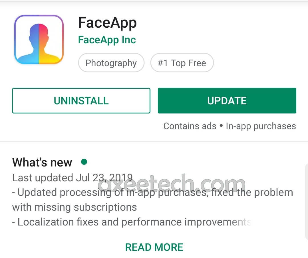 FaceApp Pro Apk 3 4 10 Full Cracked for Android  [24 July 2019