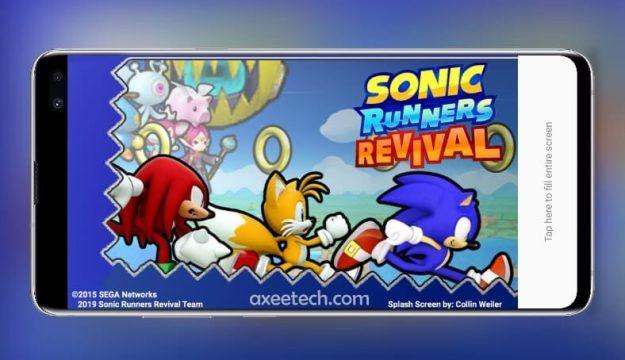 Sonic Runners Apk