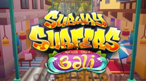 Subway Surfers Bali 1.106.0 Mod Apk Hack