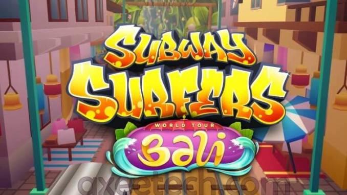 Subway Surfers Bali 1.106.0 Mod Apk Hack