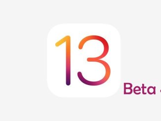 iOS 13 Beta 4 ipsw Profile Download