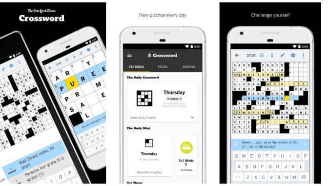 iPhone Download Crosswords