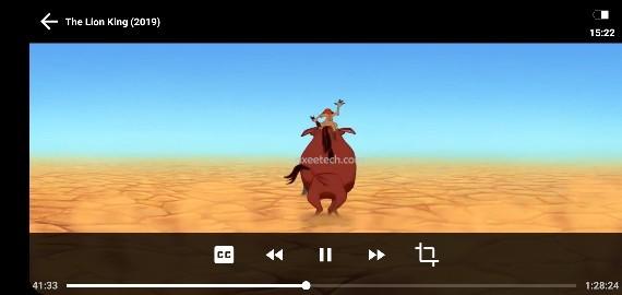 CatMouse TV Apk Screenshot 1