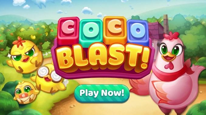 Coco Blast: Chick rescue puzzles Mod Apk