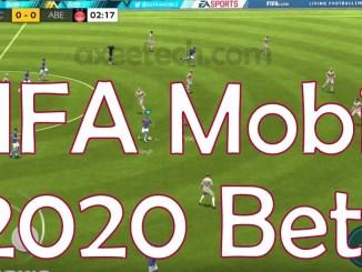 FIFA Mobile 2020 Beta Mod APk Hack